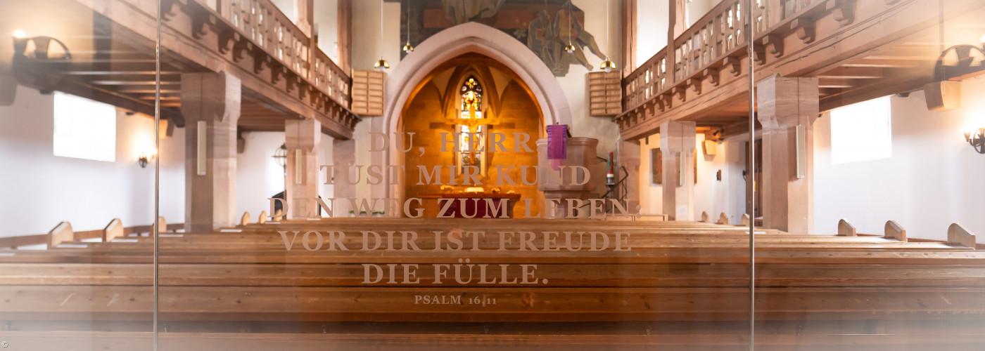 Bild von der Kirche St. Jakob in Feucht